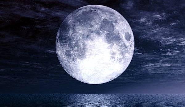 La Superluna del 2013