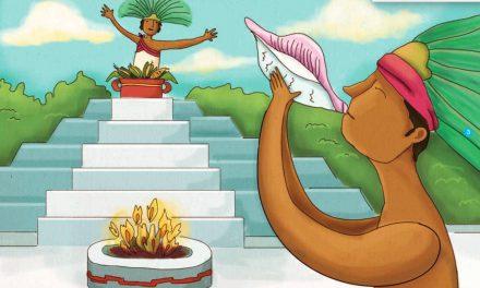 Celebraciones en México – Ritual Etzalcualiztli