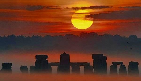Solsticio stonehenge