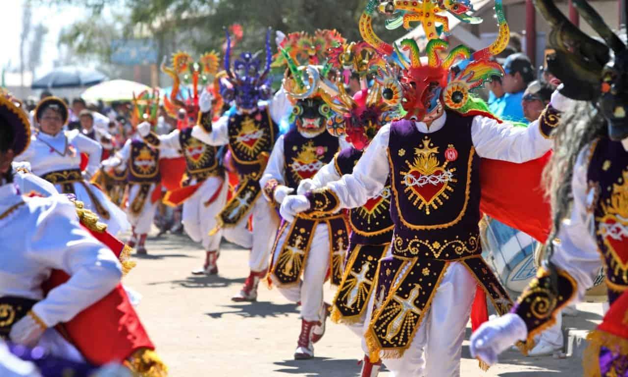Fiesta de La Tirana – 16 de Julio – Chile