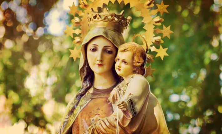 Julio Mes de la Virgen del Carmen