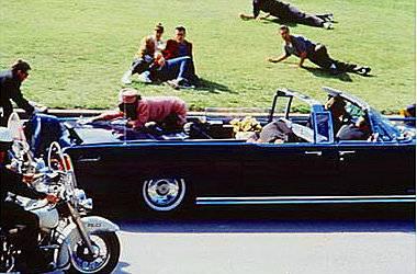 asesinato del Presidente de los Estados Unidos John F. Kennedy