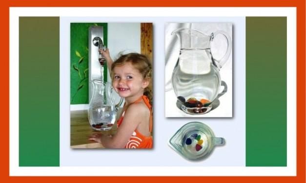 """Beneficios de tomar """"Agua Vitalizada"""" con gemas"""
