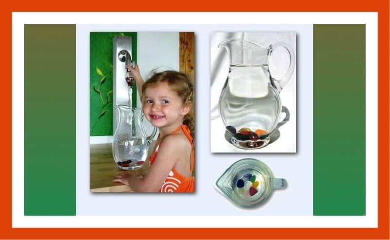 Beneficios de tomar Agua Vitalizada con gemas