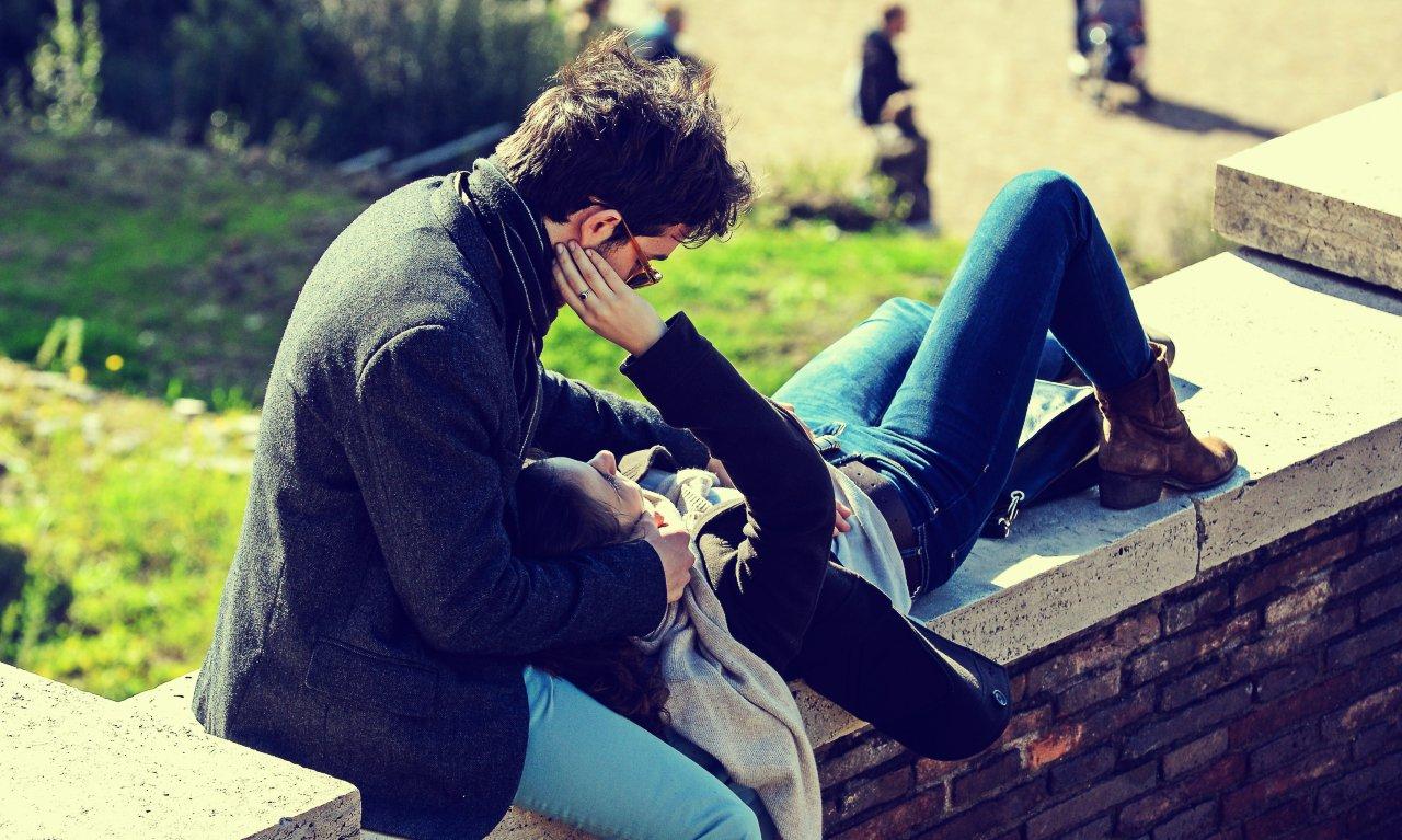 Te sientes mal y triste ¡Búscate un amante!