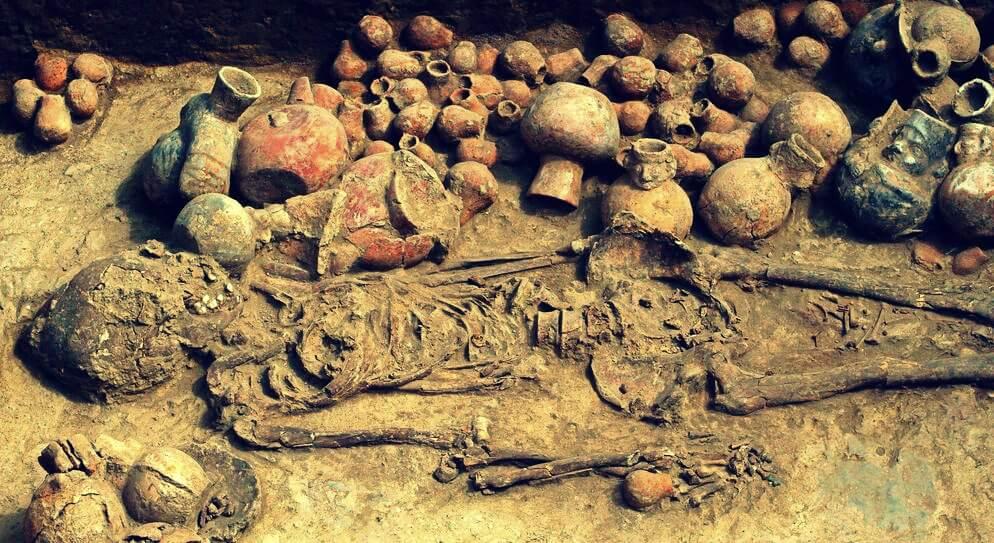 Mujeres sacerdotisas gobernaban en Perú
