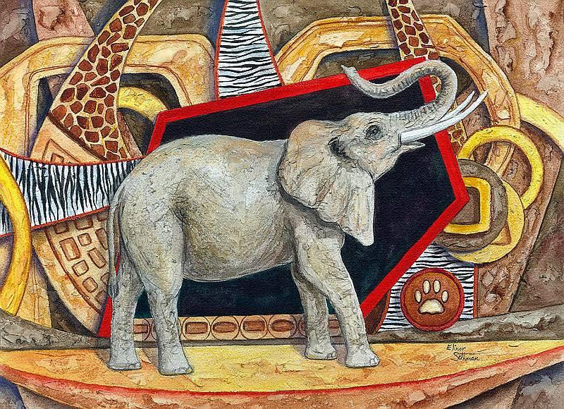Elefantes Para La Buena Suerte