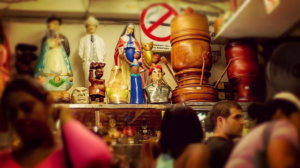 La espiritualidad en los venezolanos ¿Religión o Negocio?