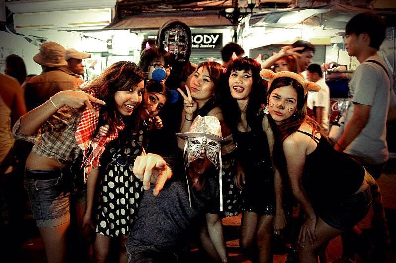 Halloween Bangkok
