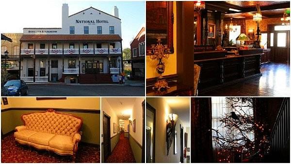Hotel de Jackson California