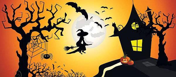 Celebrar una noche de Halloween