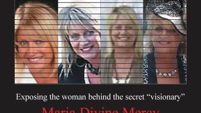 Maria Divine Mercy