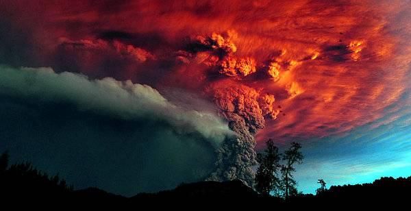 Los 10 volcanes activos