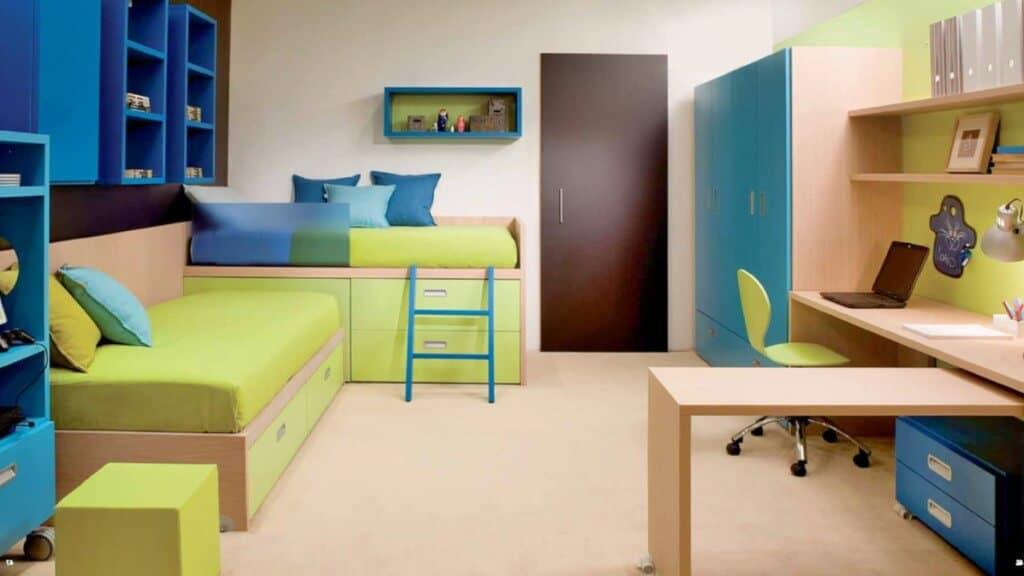 habitación de tus hijos