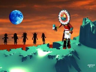 Profecía Hopi de la Kachina Azul
