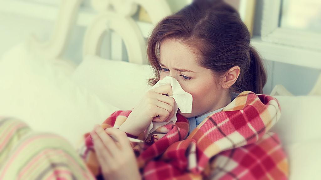 Remedios caseros para la gripe y el resfrío