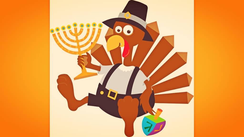 Thanksgivukkah — Acción de Gracias y Hanukkah