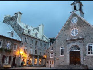 Catedral de Quebec, Canadá