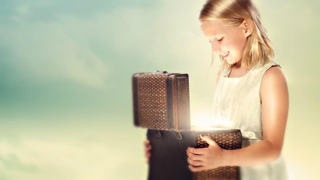 La caja mágica de la felicidad — Rituales de Nochebuena