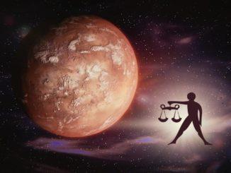 Marte en Libra
