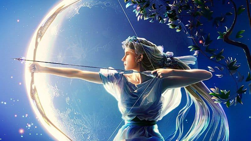 Luna Nueva en Sagitario — La conciencia predomina