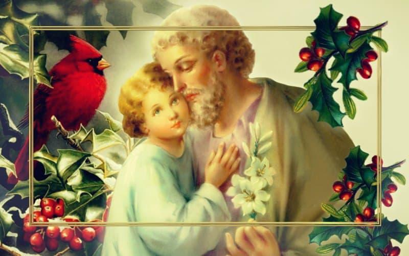 San José y la Navidad — El primer adorador del Dios Encarnado