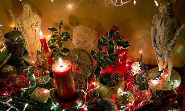 Yule — La Festividad del Solsticio de Invierno