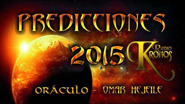 Predicciones del Oráculo Wiccano 2015 — Omar Hejeile