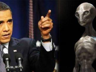 EE.UU. está dirigido por extraterrestres