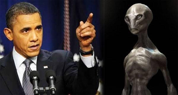 ¿EE.UU. está dirigido por extraterrestres?