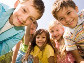 Deberíamos aprender de los niños para ser más felices