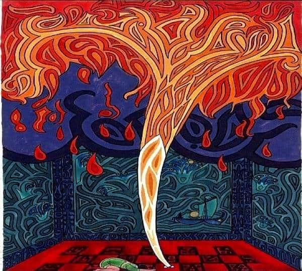 Ilustracion Carl Jung