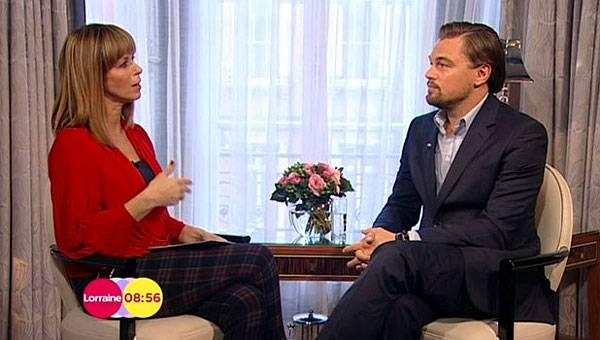 Leonardo DiCaprio escucha ruidos fantasmales en su casa