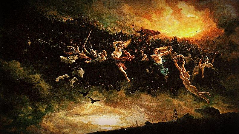 Ragnarök — Apocalipsis Vikingo