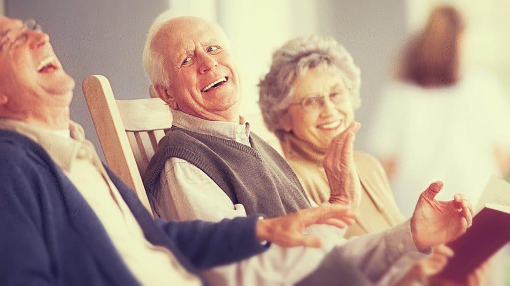 Risoterapia para Adultos Mayores
