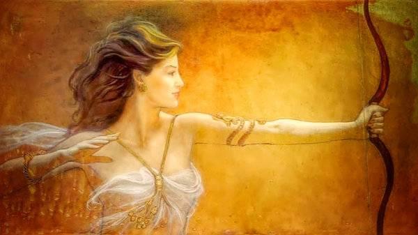 Mujeres destacadas en Mitología Griega