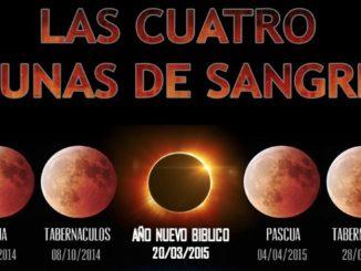 4 Lunas Rojas