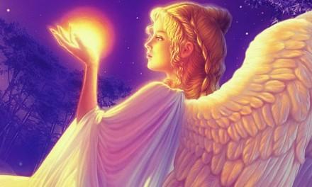 Técnicas de protección angelical para el día a día