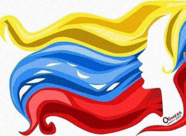 El grito de una Mujer parirá la Nueva Venezuela