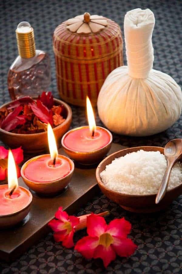 Rosa de Té en la Aromaterapia