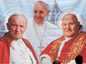 Papa Francisco estuvo influenciado por papas santificados