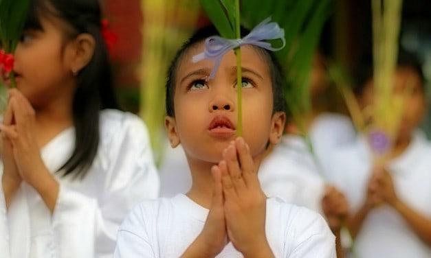 Domingo de Ramos Semana Santa