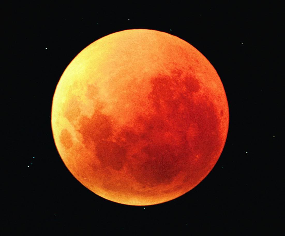 Luna Roja, Apocalipsis y la Biblia