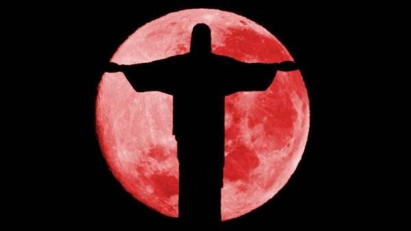 La Luna de Cristo se eclipsa