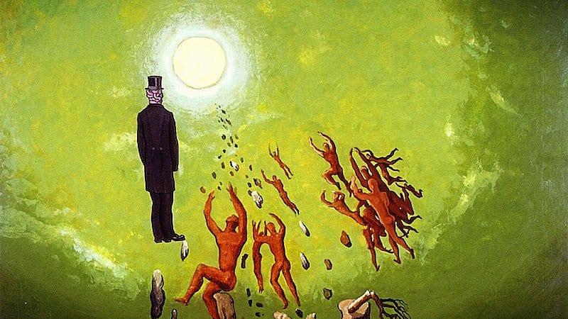 Las Pinturas Proféticas de Victor Brauner