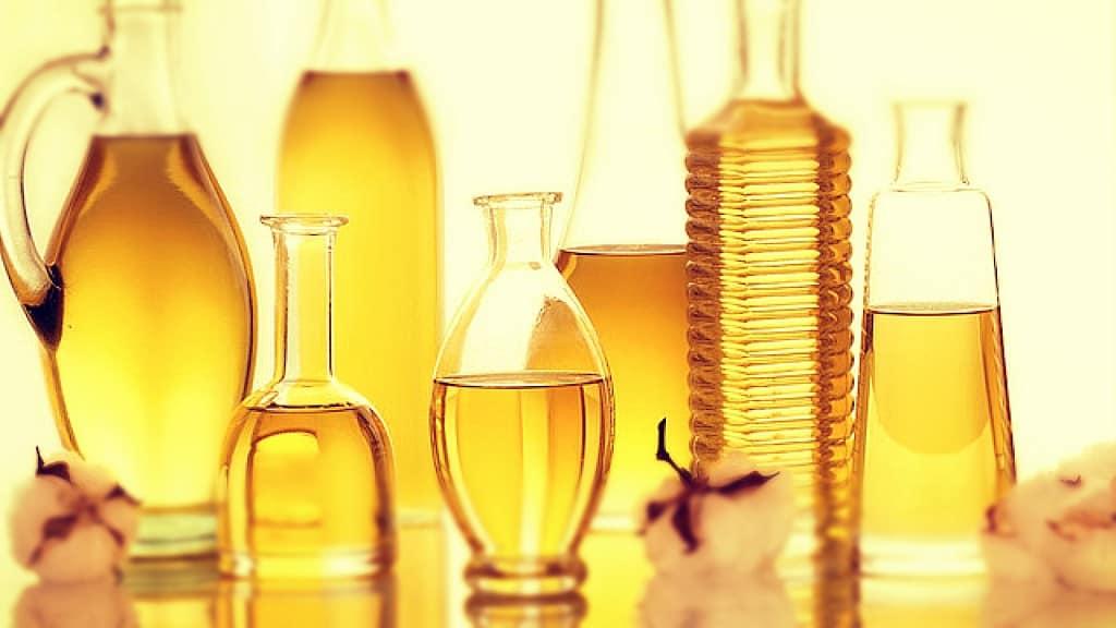 Los aceites vegetales cuidan tu salud