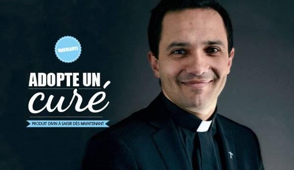 adopten un sacerdote