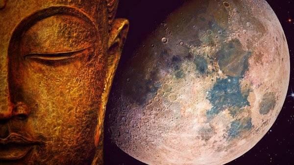 Luna Llena de Buda