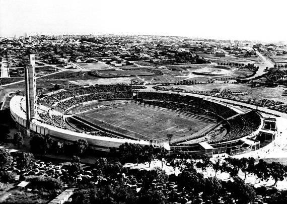 estadio centenario 1930
