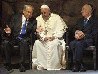 Visita del Papa a Israel